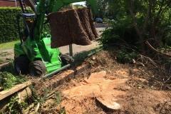 (mini)shovel >1100 kg. hefvermogen